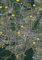 München Landkarte