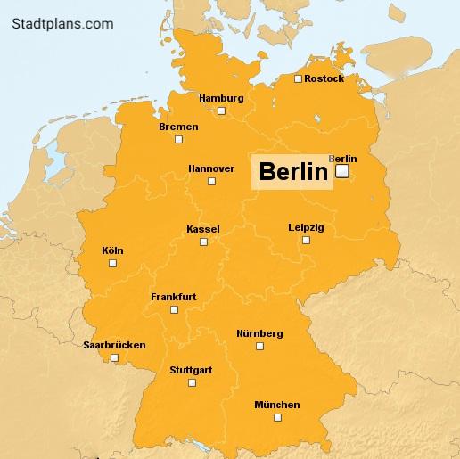 landkarte berlin berlin landkarte | StadtPlan landkarte berlin