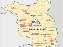 Bremen landkarte