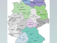 deutschland karte bundesländer