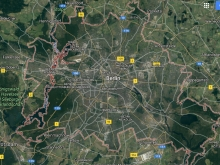Berlin Satellitenbild 2