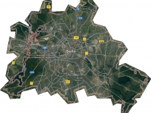 Berlin Satellitenbild