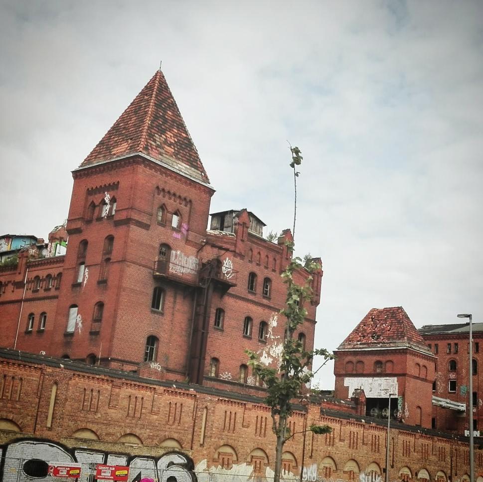 Verlassene Haus in Berlin