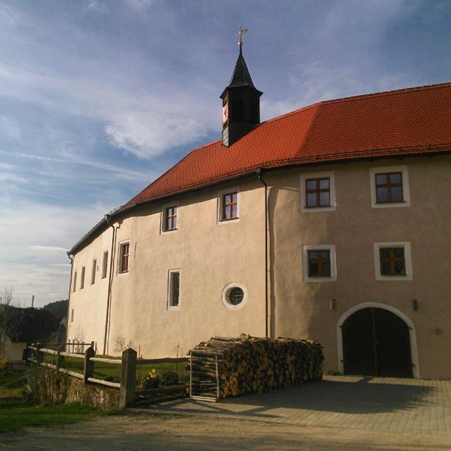 Schloss Holnstein München