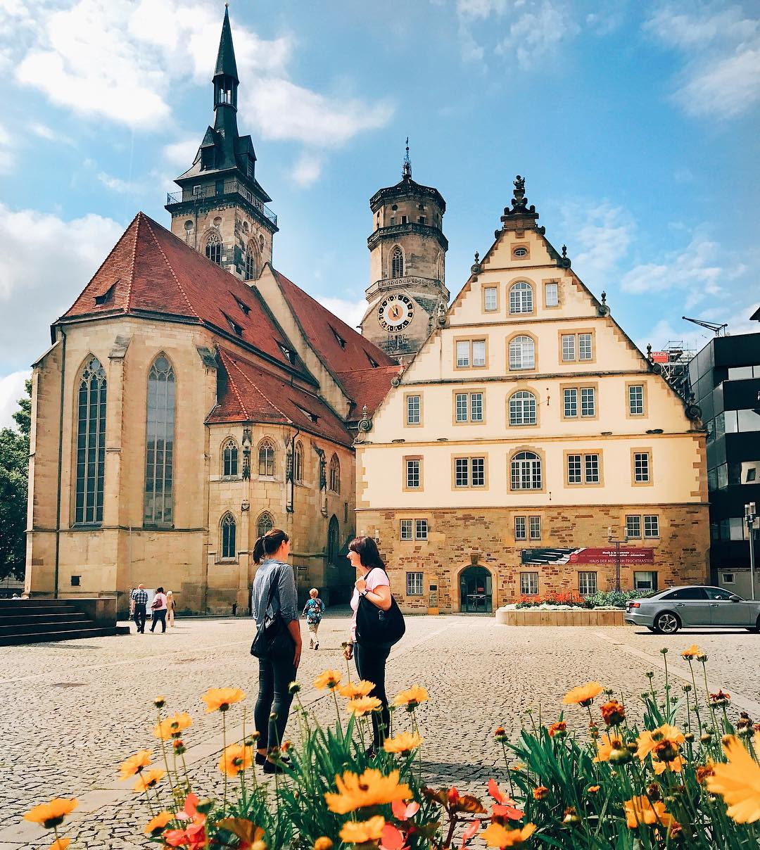 Schilllerplatz Stuttgart