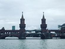 oberbaumbrücke, kreuzberg, berlin
