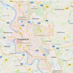 düsseldorf plz karte