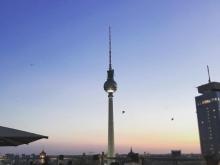 House of weekend, Berlin