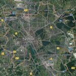 hannover Satellitenbild