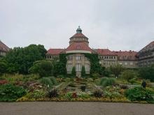 Aus Münchener Stadtrundfahrt