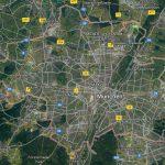 München Satellitenbild