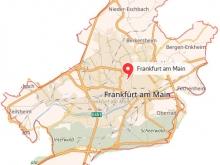 frankfurt landkarte stadtteile